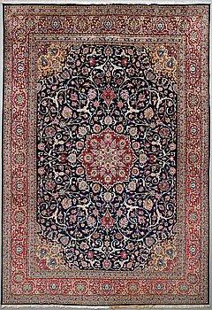 A CARPET, Old Kerman, ca 513 x 354 cm.