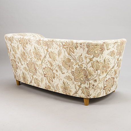 A 1940s sofa 'anja' for oy paul boman ab, finland