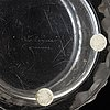 "Lalique, vas, ""bacchus"", frankrike"