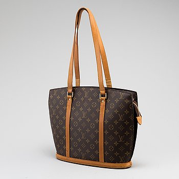 LOUIS VUITTON, A Monogram canvas 'Babylone' Bag.