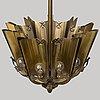 A mid 20th century wall light by knut hallgren.