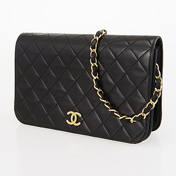 CHANEL, Small Single Full Flap Bag.