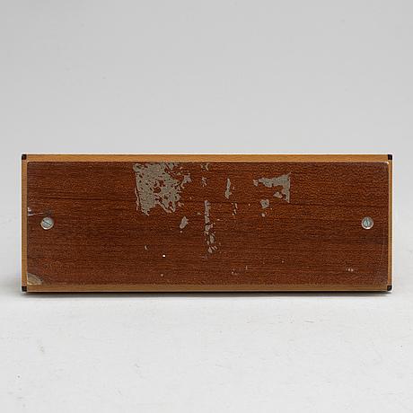 Bordsspegel, 1900-talets slut.