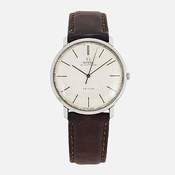 OMEGA, De Ville, wristwatch, 33,5 mm.