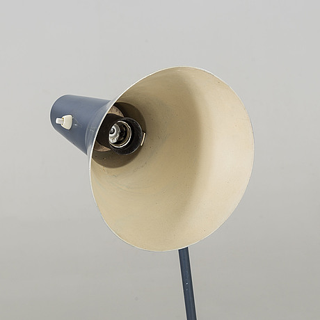 Svend aage holm sØrensen, golvlampa, modell e1767 för asea, 1900 talets mitt