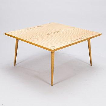 TAPIO WIRKKALA, a mid 20th century coffee table for  Asko. Finland.