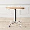 "Charles & ray eames, ""segmented table"", vitra."