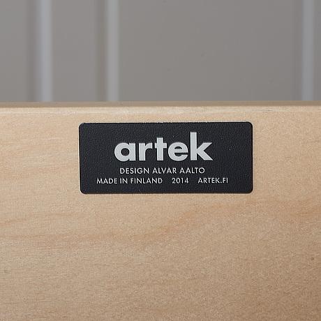 "Alvar aalto, hyllor 2 st, ""112"", artek."