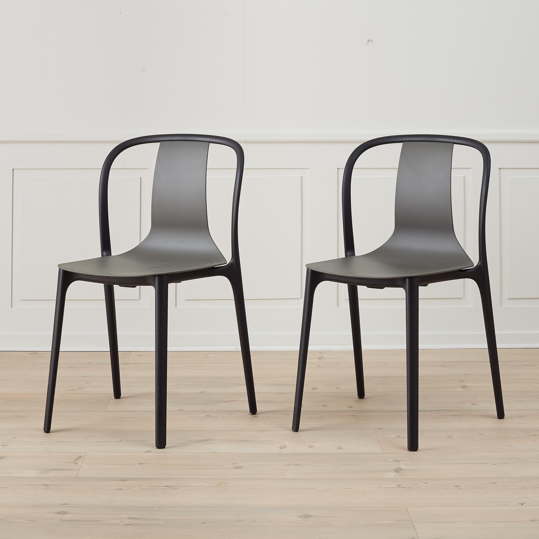 Ronan & Erwan Bouroullec four 'belleville' chairs by ronan & erwan bouroullec, vitra