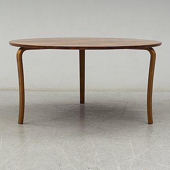 a 1940's Swedish Modern coffee table.
