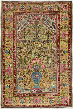 MATTA, semiantik Kirman, ca 220 x 148 cm.