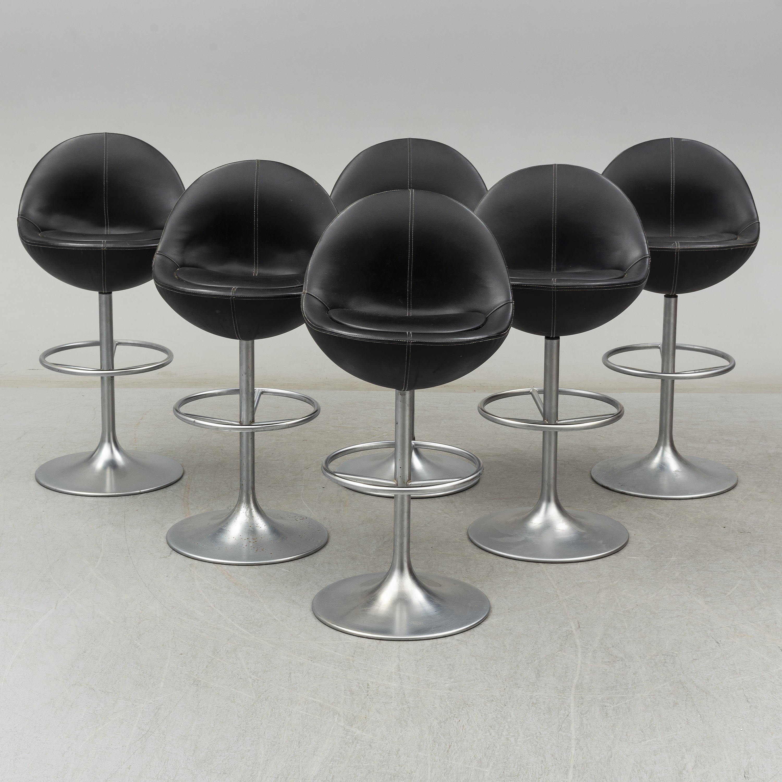 Remarkable Six Venus Barstools By Johansson Design Circa 2000 Beatyapartments Chair Design Images Beatyapartmentscom