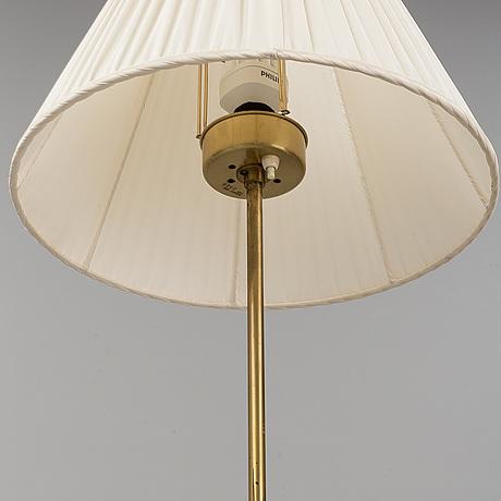 Josef frank, a model 2326 floor light, svensk tenn.