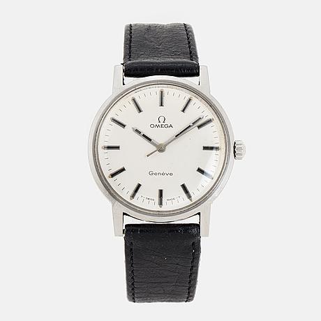 Omega, genève, armbandsur, 35 mm