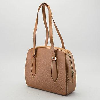 """LOUIS VUITTON, handväska, """"Epi""""läder."""