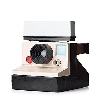 "311. Dan Wolgers, ""Polaroidkamera i dubbel skala""."