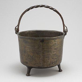 KITTEL, brons, 1600-tal.
