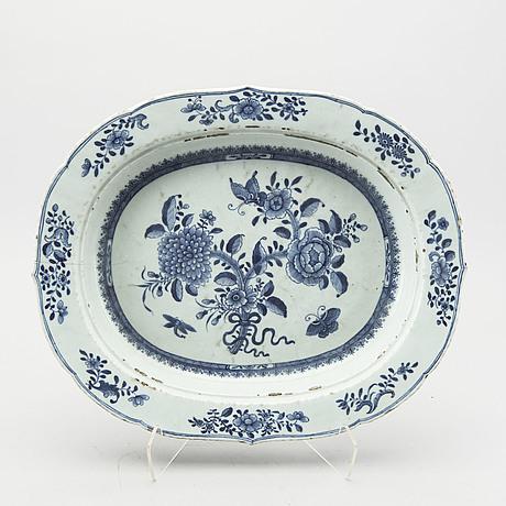 Fat kina qianlong (1736 95) porslin