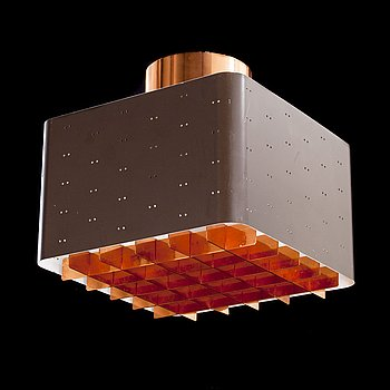 A 1960s ceiling lamp for Idman.