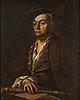 Johann heinrich tischbein, hans krets, olja på duk