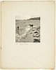Henry b. goodwin, 2 signed gelatin silver prints with motif from mysingen