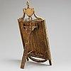 Bordsspegel, gustaviansk, 1700 talets slut