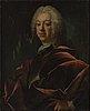 Olof arenius, a pair, oil on canvas