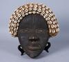 Mask, från dan-stammen, elfenbenskusten.