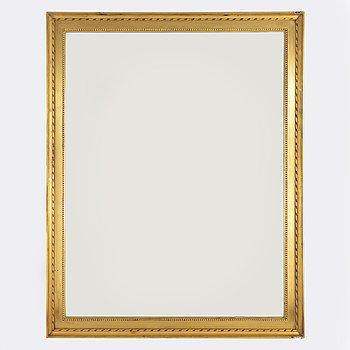 A modern gustavian style mirror.