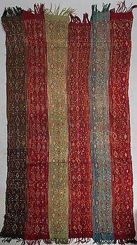 MATTA, antik, orientalisk, ca 470/489 x 220 cm.