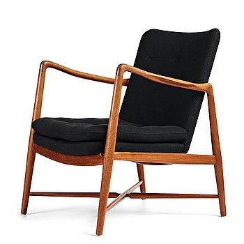 "367. Finn Juhl, a ""Bo59"" teak easy chair, Bovirke, Denmark, 1950-60-tal."