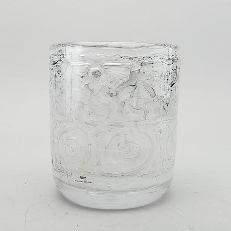 A bengt edenfalk signed vase