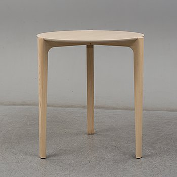An 'Oas' table by Lundbergs möbler.