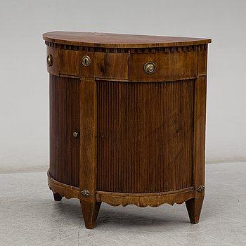 A Louis XVI ca 1800 cupboard.