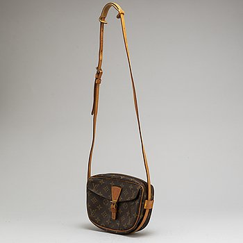 """LOUIS VUITTON, väska """"Jeune fille""""."""
