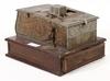 Kassaapparat, caisse, 1900-talets början.