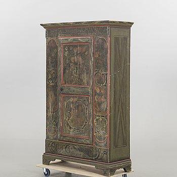 SKÅP, allmoge, 1800-tal.