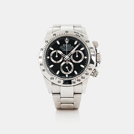 "Rolex, daytona, chronograph, ""aph dial""."