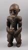 Statyett, trä, troligen kongo.