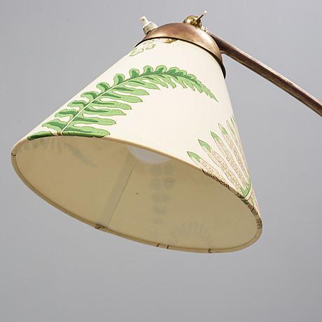 Josef frank, a model 1842 floor lamp, svenskt tenn