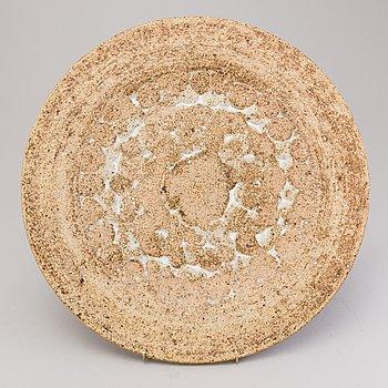 FRANCESCA MASCITTI-LINDH, ceramic , signed FML, Arabia.