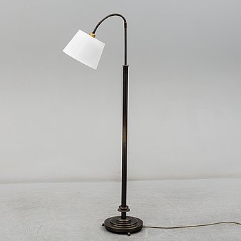 an Art Déco floor lamp, 1920's-30's.