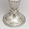 Vas, silver, tidigt 1900 tal