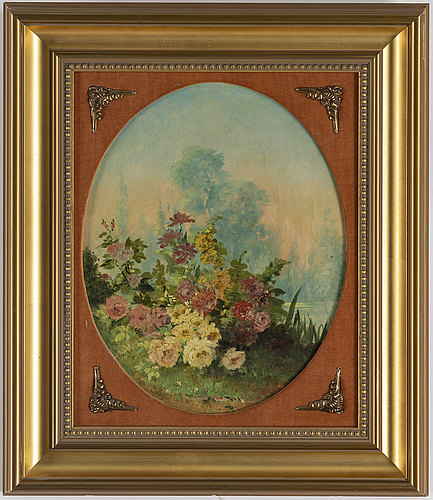 Unknown artist, 19th century, oil on canvas