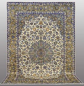 MATTA, Najafabad, ca 397 x 274 cm.
