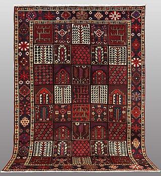 MATTA, Bakhtiari, ca 309 x 205 cm.