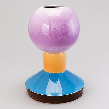 HEINI RIITAHUHTA, a porcelain vase signed Heini Riitahuhta 2005.