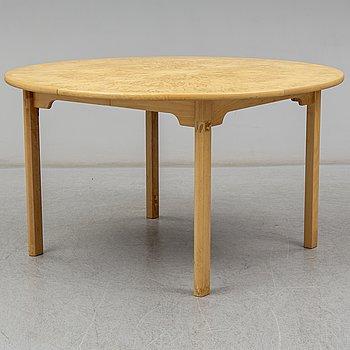 a 'Svitjod' dining table by Göran Malmvall for Karl Andersson & söner.