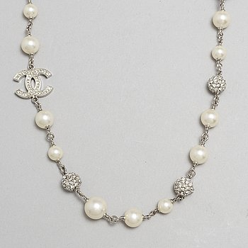 CHANEL,necklace, propably collection 2011.