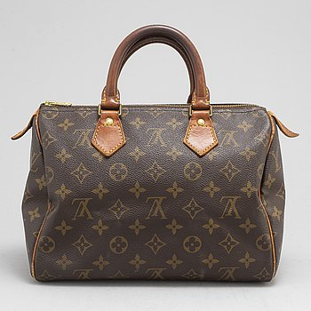 LOUIS VUITTON, a 'Speedy 25' bag.